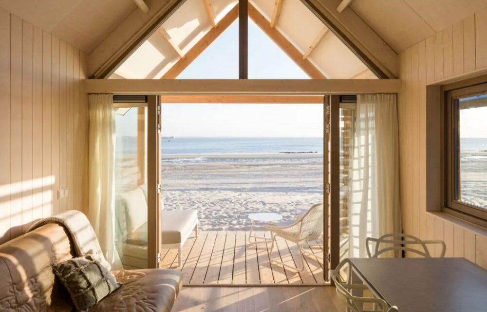 Huisje op 't strand | 5x de mooiste strandhuisjes in Nederland