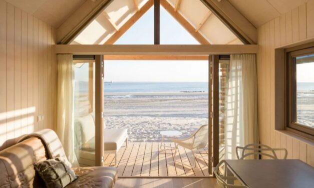 Huisje op 't strand   5x de mooiste strandhuisjes in Nederland