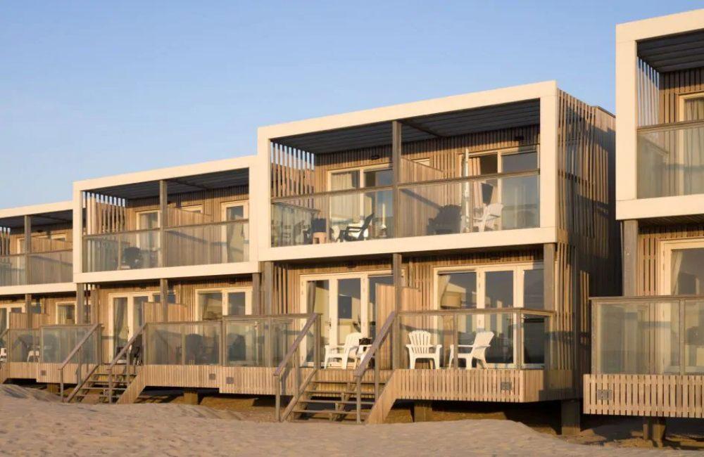 Huisje op het strand