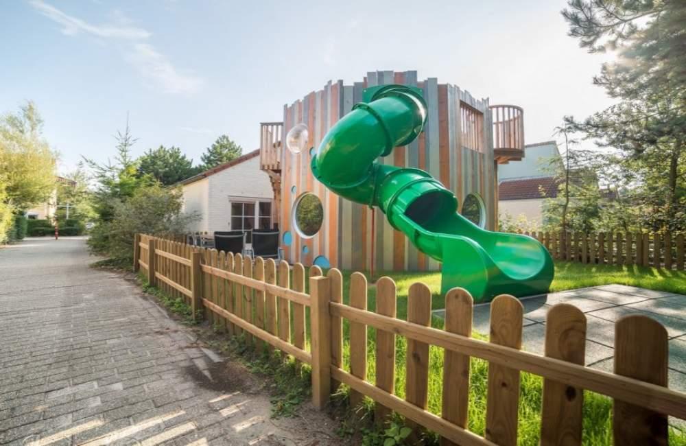 Kindvriendelijk vakantiepark