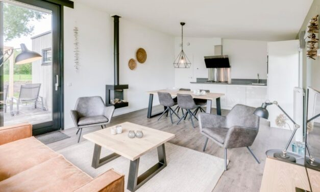 Luxe vakantiehuis (4p) in Utrecht | 4-daagse getaway in april 2021