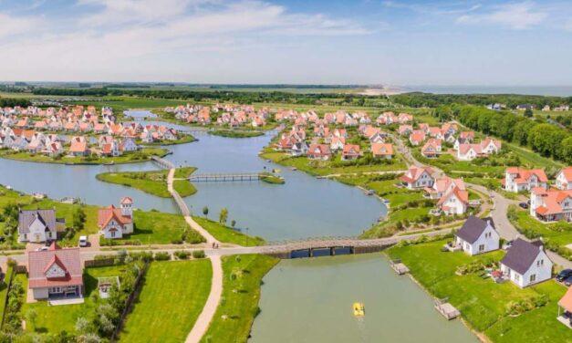 Gezellig huisje dicht bij 't strand @ Zeeland   8 dagen met 40% korting