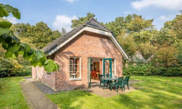 Vrijstaand huisje (6p) in Drenthe   8 dagen voor maar €219,-
