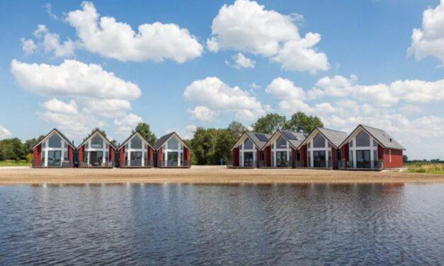Gezellige strandlodge @ Roompot Friesland | Midweekje nu 23% korting