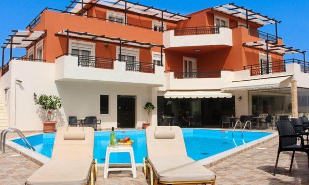 Wow! 8-daagse vakantie Kreta   Vertrek in augustus 2021 nu €349,-