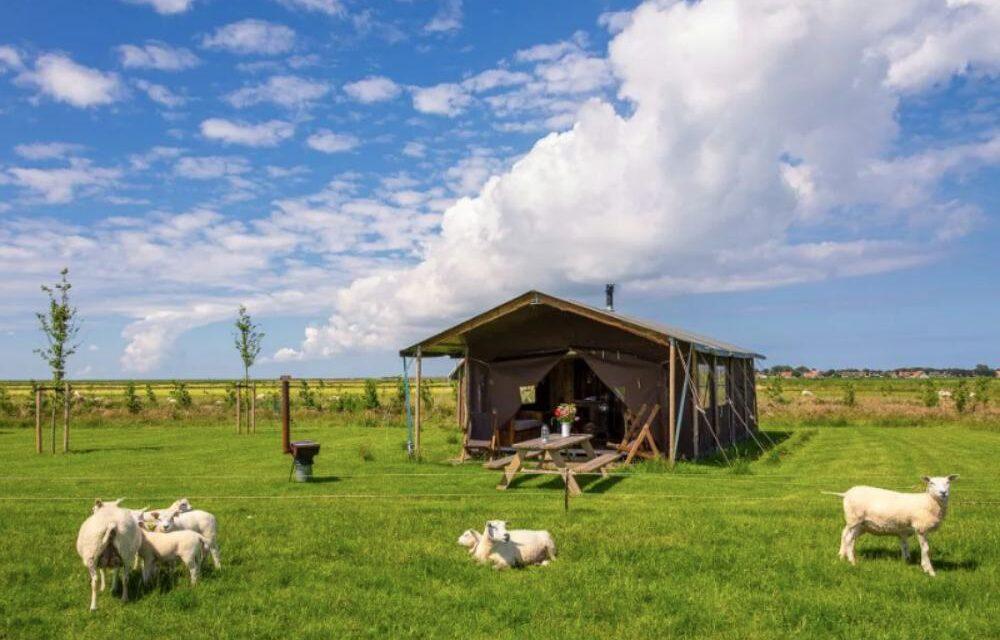 Nieuw! Uniek BoerenBed verblijf @ Roompot Ameland   Nu slechts €328,-