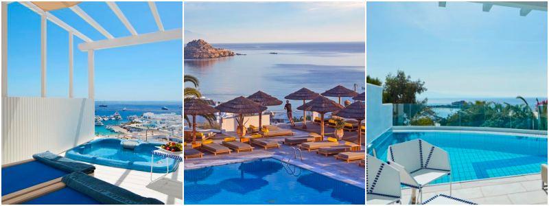 griekenland prive zwembad