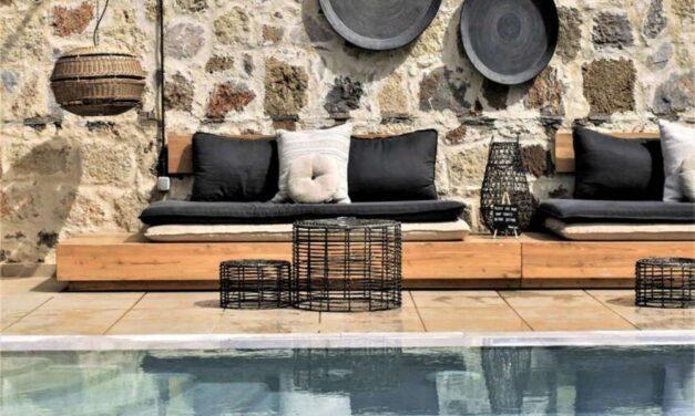 4* SPA boutique hotel Kreta €569,-   September 2021 incl. ontbijt & diner