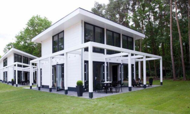 TIP: luxe wellnessvilla mét jacuzzi, sauna & meer   In juni 20% korting