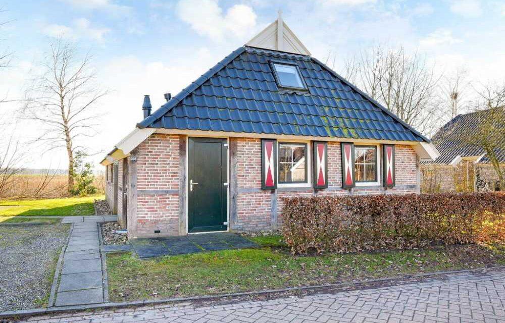 Midweekje Drenthe met 25% korting | Verblijf @ luxe bungalow + sauna