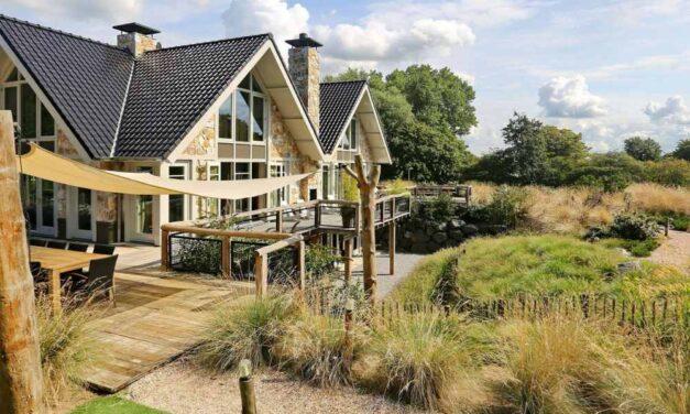 WOW! Vakantiehuis met privé zwembad & wellness | Luxe verblijf Noordwijk