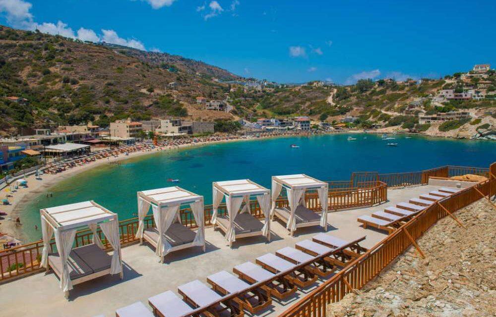 4* all inclusive Kreta voor maar €489,-   8 dagen in september 2021
