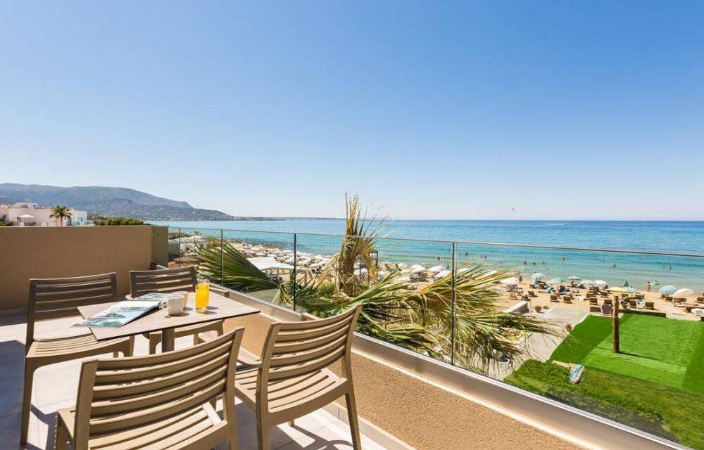 8 dagen naar zonnig Kreta   Incl. vluchten & 4* verblijf slechts €299,-