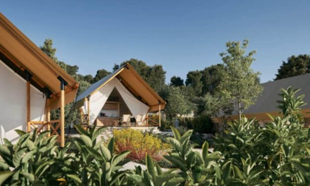 Luxe glamping tent (6p) in Limburg   Last minute slechts €62,- p.p.