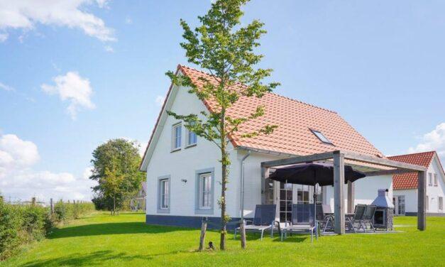 Vrijstaande villa (6p) met sauna & bubbelbad | 4 dagen in mei 2021