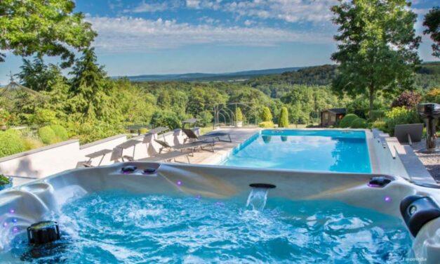 Luxe natuurhuisje (8p) in de Ardennen | Incl. privé zwembad, jacuzzi & sauna
