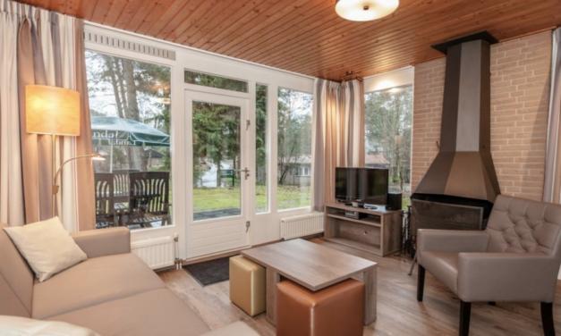 Super last minute @ de Veluwe | Knusse bungalow (4P) nu 33% korting