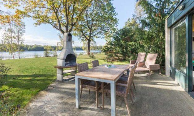 Luxe VIP huisje met bubbelbad & sauna   Maar liefst €450,- korting!