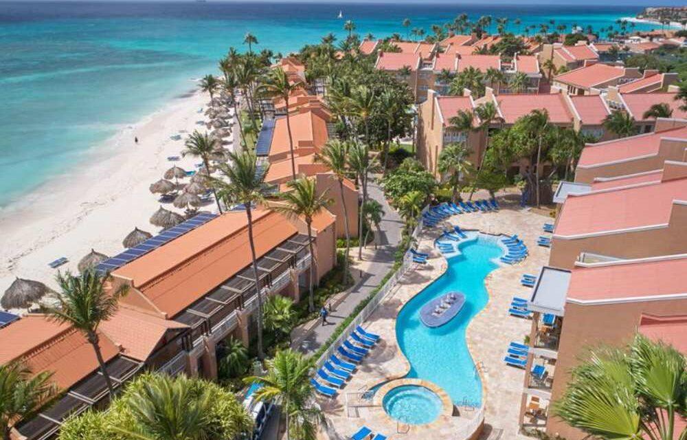 Wow! 4* verblijf aan 't strand @ Aruba   7 dagen in september 2021
