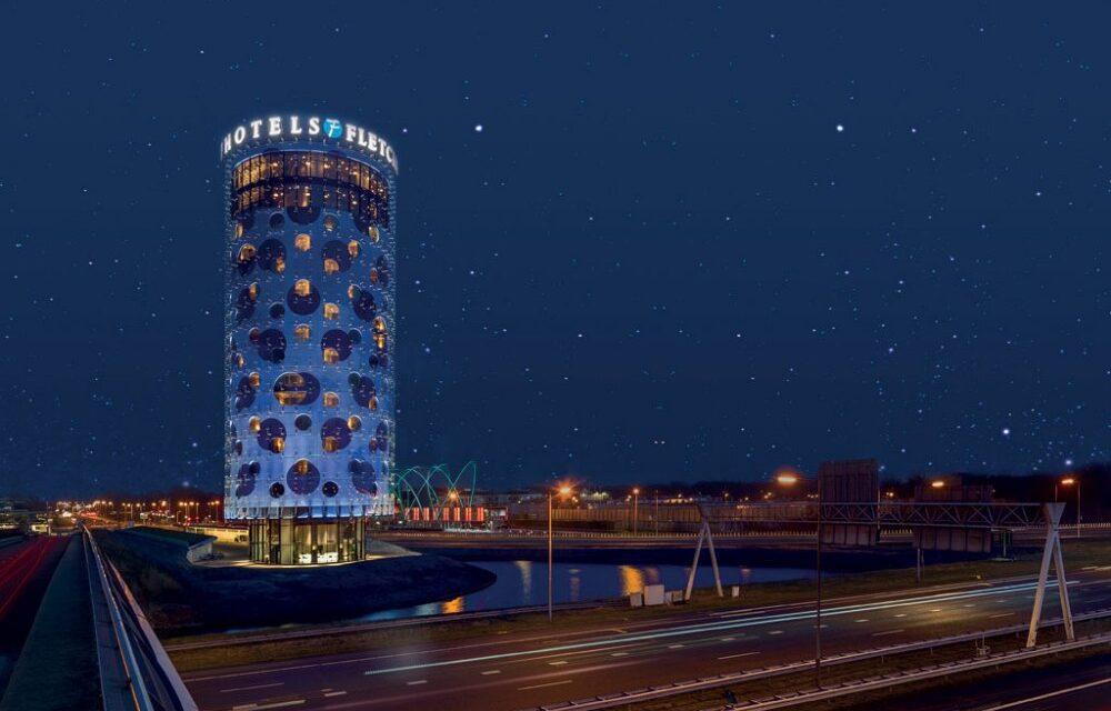 Fletcher hotel Amsterdam aanbieding   Overnachting V/A €40,-
