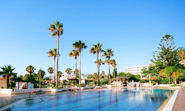 Yes! 4* All Inclusive hotel aan 't strand | 8 dagen Kos nu €454,- p.p.