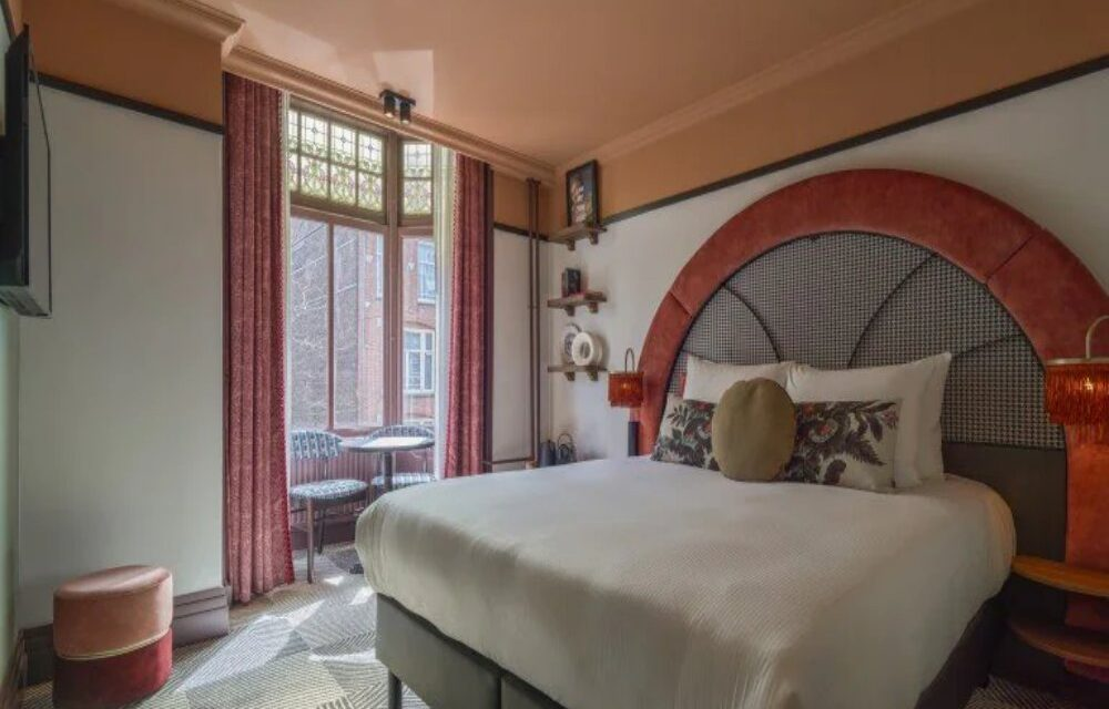 4* boetiekhotel in hartje Amsterdam | Incl. ontbijt & gratis parking €90,-