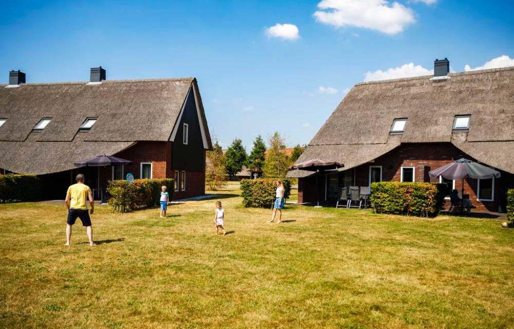 Landal Hof van Saksen met 55% korting   Luxe boerderij met sauna