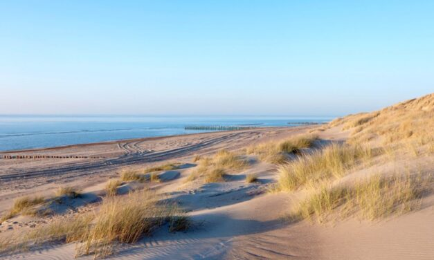De 12 mooiste stranden van Zeeland | Ontdek hier waar je moet zijn!