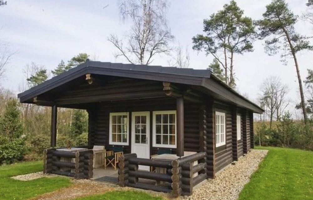 Prachtige Scandinavische lodge in Overijssel | Nu slechts €138,- p.p.