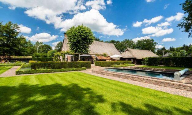 Gaaf! Verblijf in een boerderij mét zwembad | In juli 2021 slechts €227,-