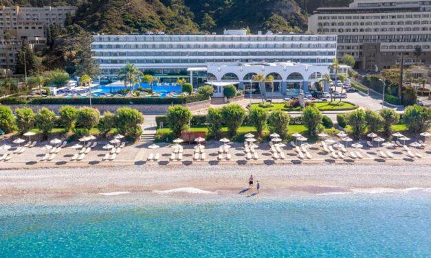 All inclusive Rhodos in juni 2021 | Luxe 4* hotel aan 't strand €467,-