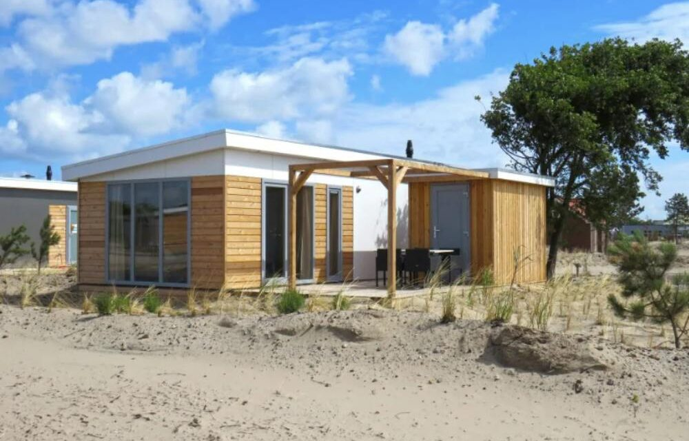 Vrijstaand strandchalet @ Roompot Ameland   In mei slechts €366,-
