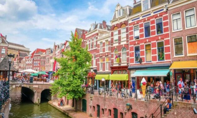 4* The Anthony Hotel @ Utrecht | 3-daags ontbijt arrangement €95,-