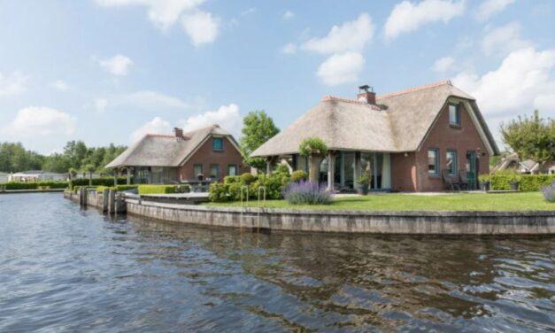 Villa aan 't water @ Roompot Overijssel | 5 dagen extra voordelig