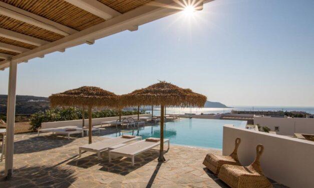 Luxe 4* vakantie naar Karpathos | Incl. vluchten & transfers €429,- p.p.