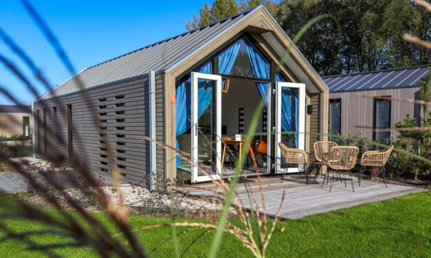 Luxe Beach House op Droompark Gelderland | Midweek voor €310,-