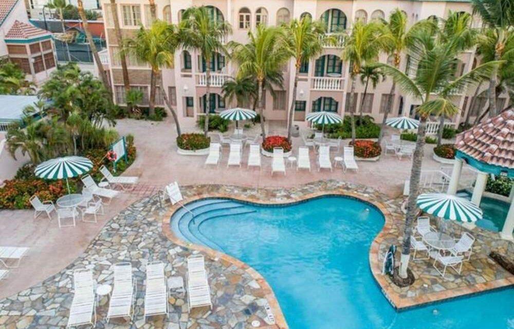 Vakantie @ bounty Aruba   9 dagen incl. verblijf, transfers & vluchten €699,-
