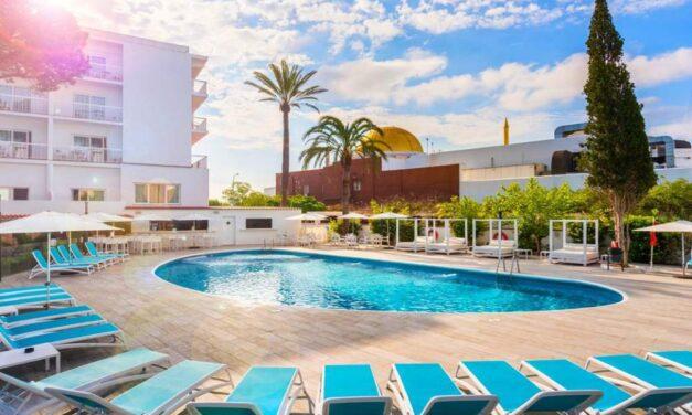 Gezellig verblijf in hotel op Ibiza   8 dagen in juni incl. ontbijt €474,- p.p.