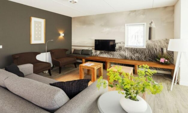 Last minute naar prachtig Texel | Bungalow met sauna 49% korting