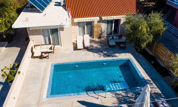 4* Zakynthos met privé zwembad | 8 dagen incl. vlucht v/a €409,- p.p.
