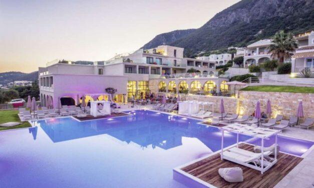 Yes! 4* hotel vlak bij strand op Corfu   8 dagen all inclusive voor €546,- p.p.