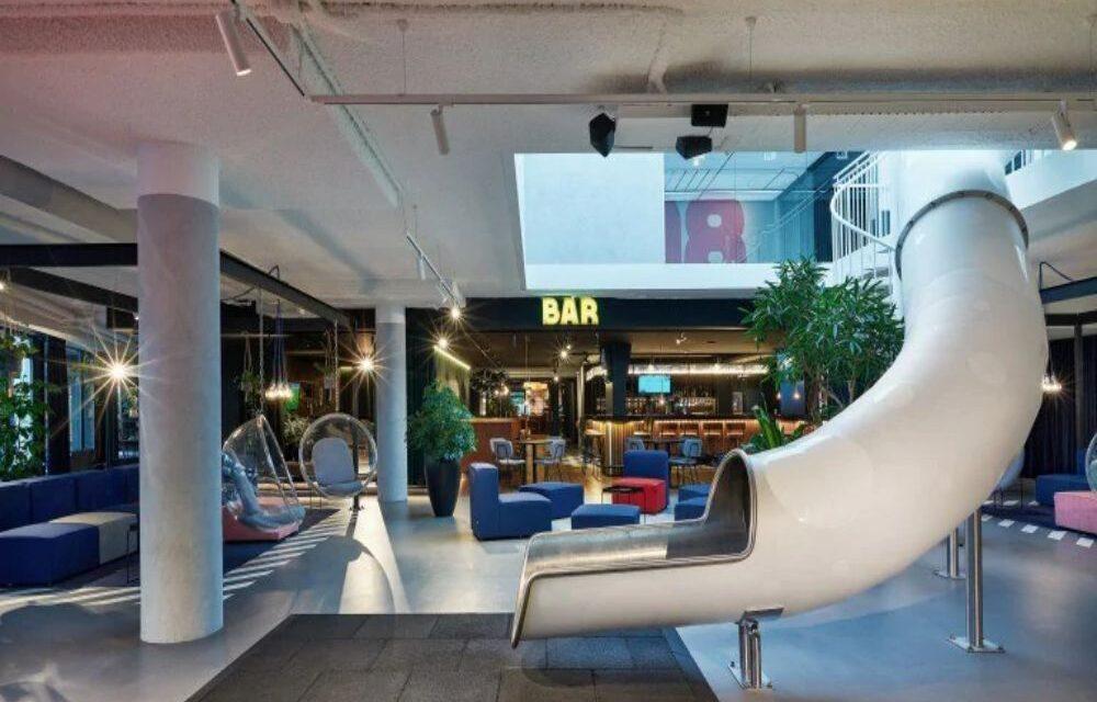 Het sportiefste hotel van NL: HUP!   3 dagen incl. diner & meer €120,-