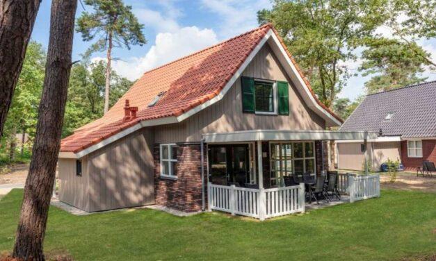 Luxe bungalow met sauna @ Landal Noord-Brabant | Nu 31% korting