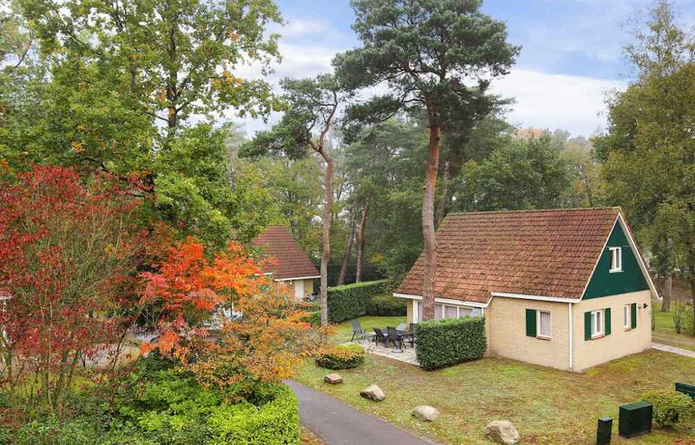 Luxe bungalow mét sauna @ Landal Brabant   Nu héél voordelig