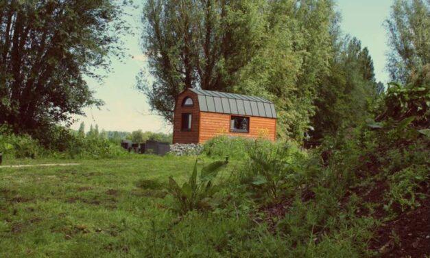 Knus natuurhuisje in Utrecht | Tiny house nu voor €143,- p.p.
