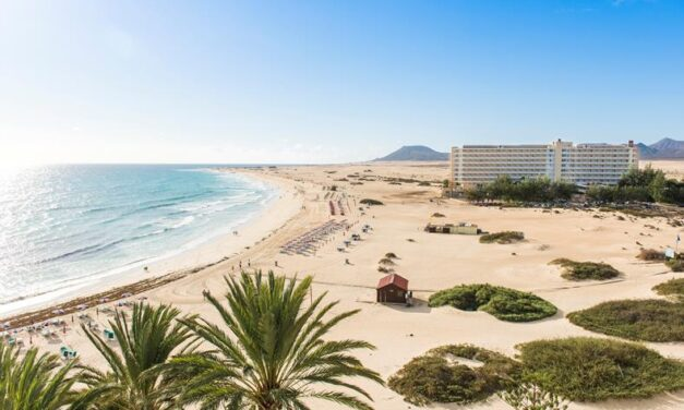 RIU Oliva Beach @ Fuerteventura | All inclusive in juli 2021 slechts €599,-