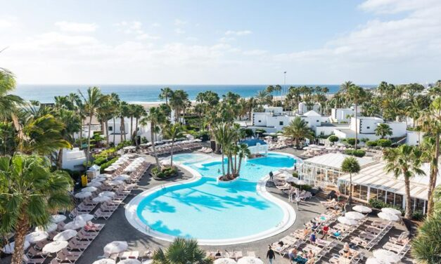 4* RIU Paraiso Lanzarote Resort | 8 dagen voor maar €499,- per persoon