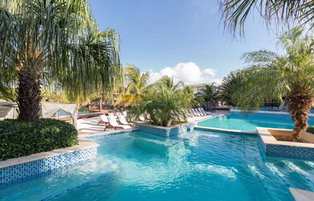 Gaaf 4* resort op bounty Curacao   9 dagen in juli slechts €699,- p.p.