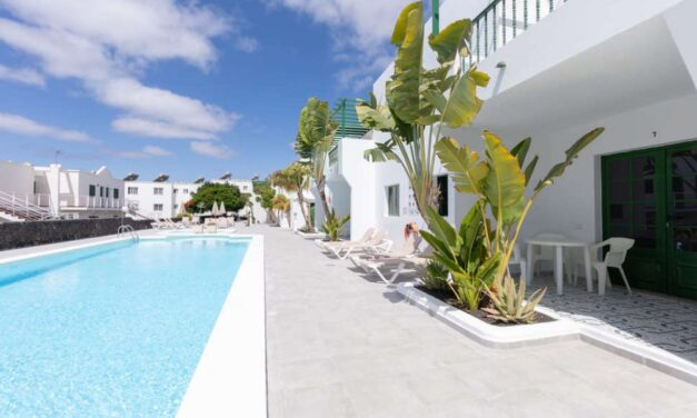 WOW! Last minute naar Lanzarote   8 dagen voor slechts €249,- p.p.