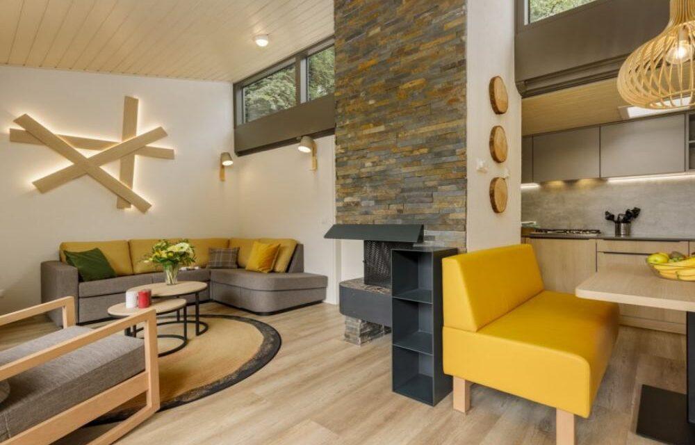 Vakantiehuis met sauna & bubbelbad (4p) | Last minute slechts €419,-
